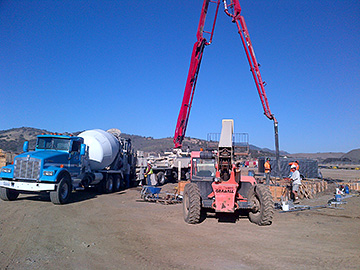 Alpine Concrete Pumping
